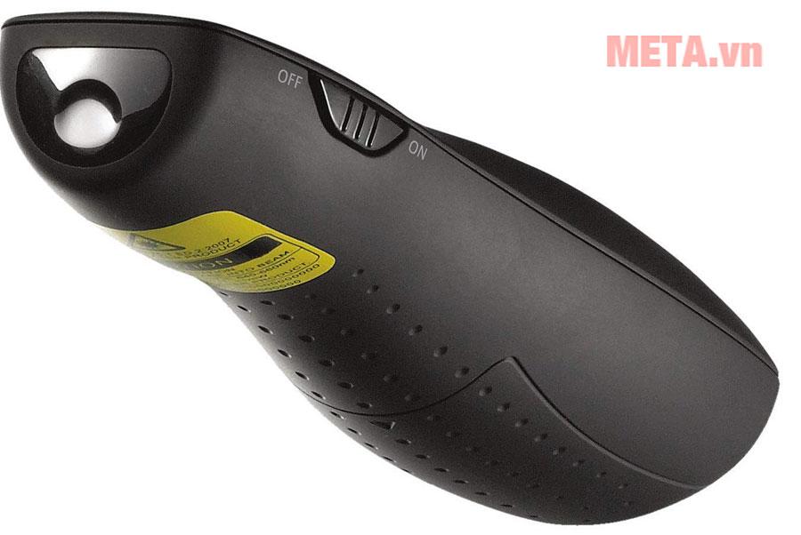Bút trình chiếu không dây Logitech R400 thiết kế vượt trội