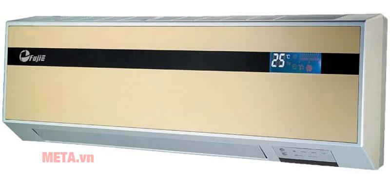 Máy sưởi điều hòa Ceramic treo tường FujiE CH-2500 không phát sáng