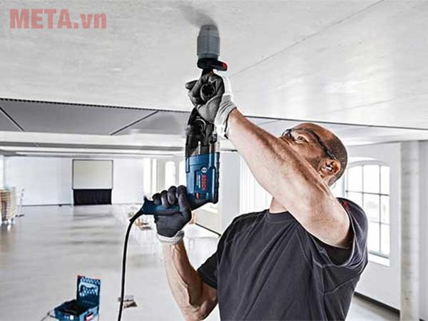 Chụp bụi máy khoan Bosch