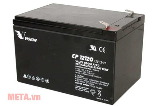 Ắc quy viễn thông cung cấp điện cho các thiết bị lưu động