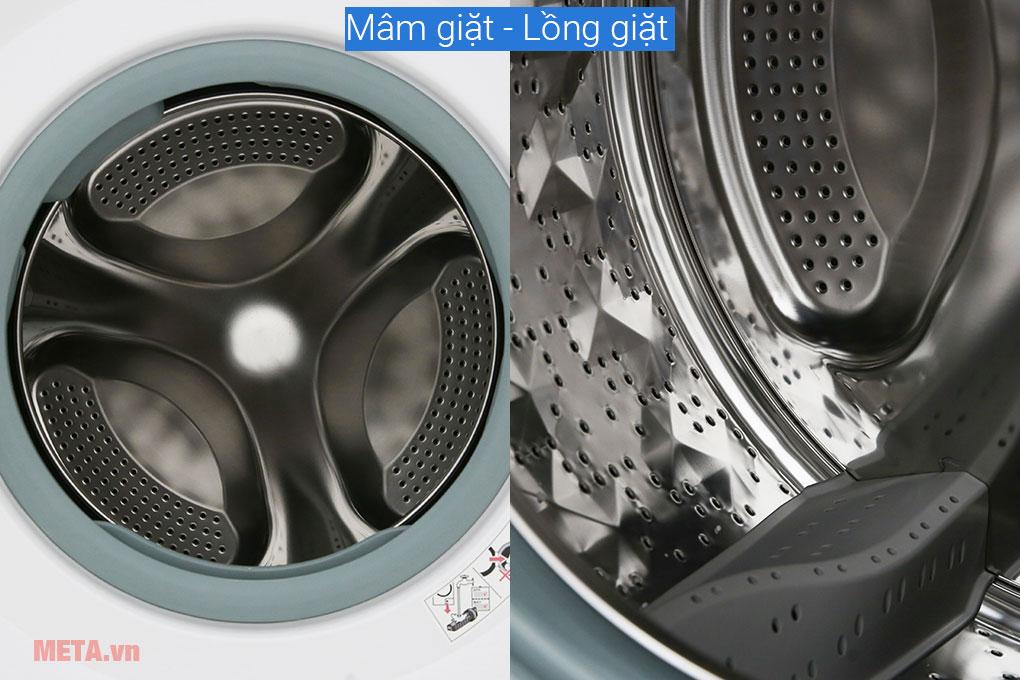 Lồng giặt bằng thép không gỉ