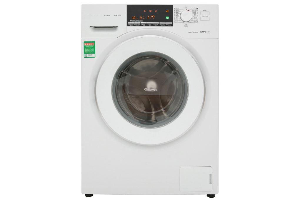 Máy giặt lồng ngang Panasonic inverter NA-128VG6WV2
