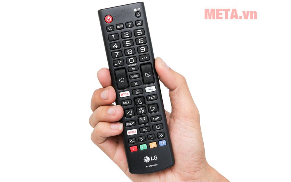 Tivi có đi kèm điều khiển từ xa