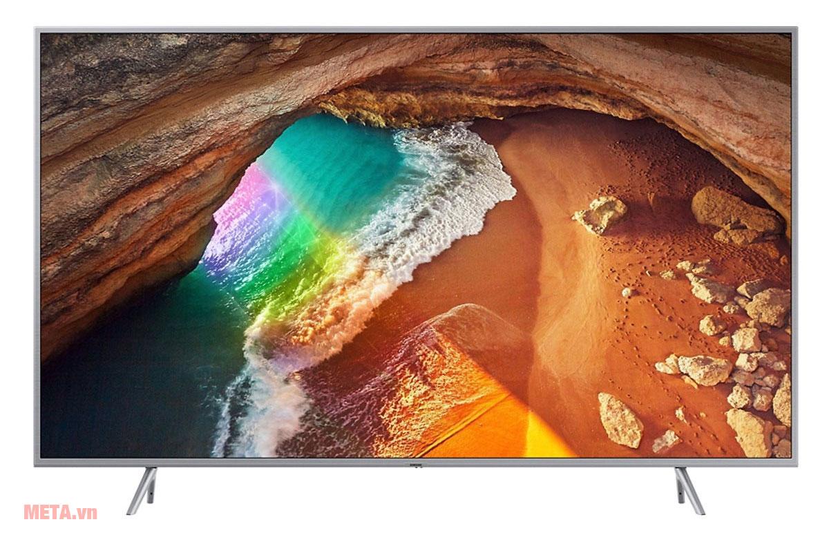 TV Samsung Qled Smart 4K UHD QA55Q65RAKXXV