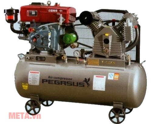 Hình ảnh máy nén khí có dầu