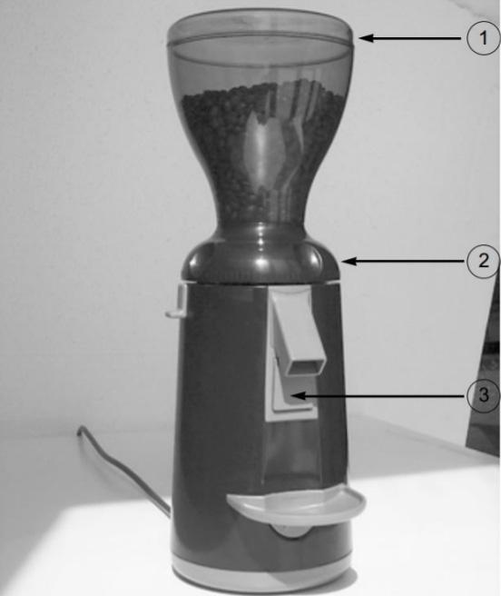 Sử dụng máy xay cà phê Nuova Simonelli