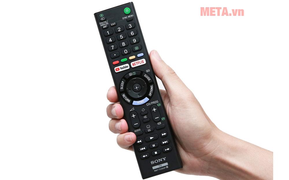 Bạn có thể remote để điều khiển tiện dụng