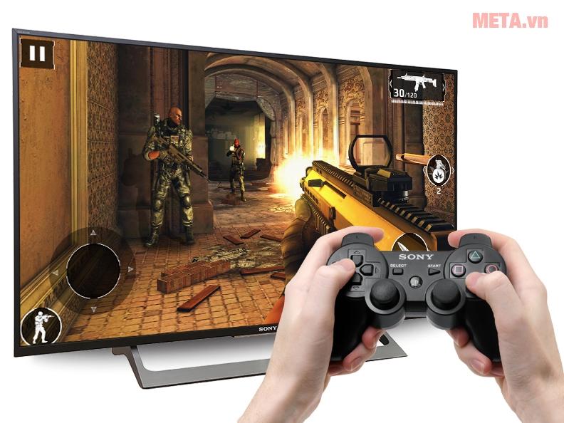 Kết nối tay cầm chơi game với tivi
