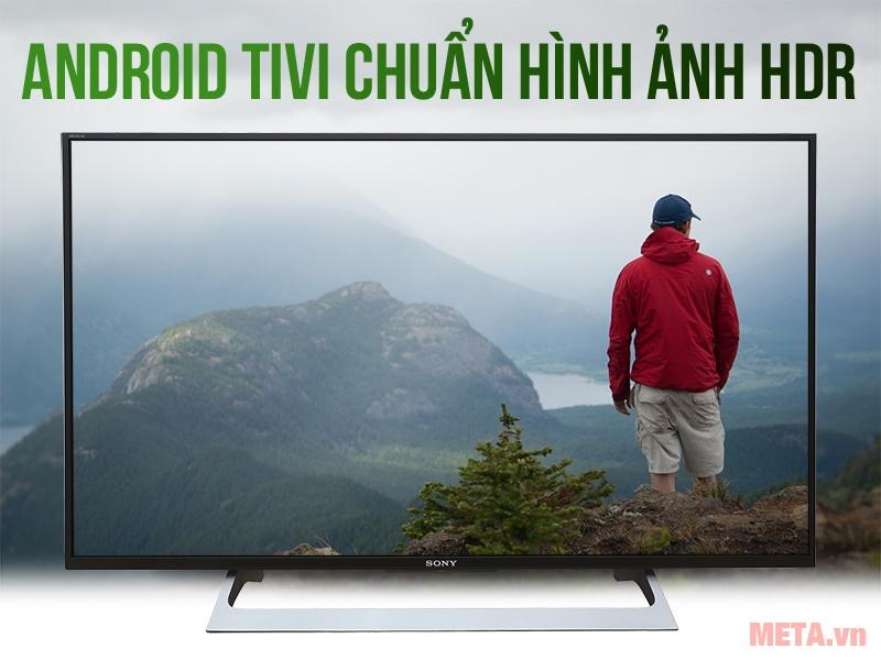 Tivi chuẩn hình ảnh HDR