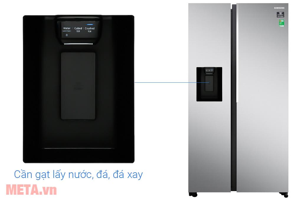 Samsung RS64R5101SL/SV