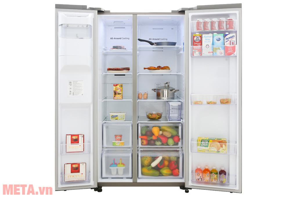 Tủ lạnh có than hoạt tính