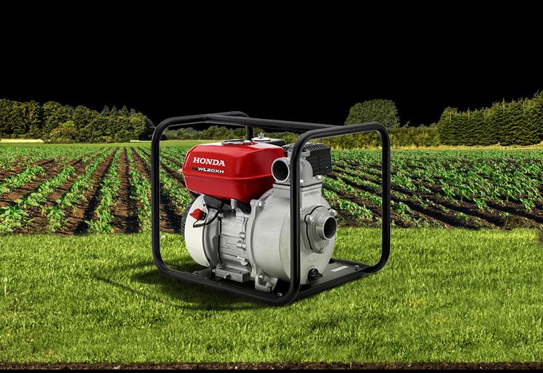 Máy sử dụng cho tưới tiêu nông nghiệp