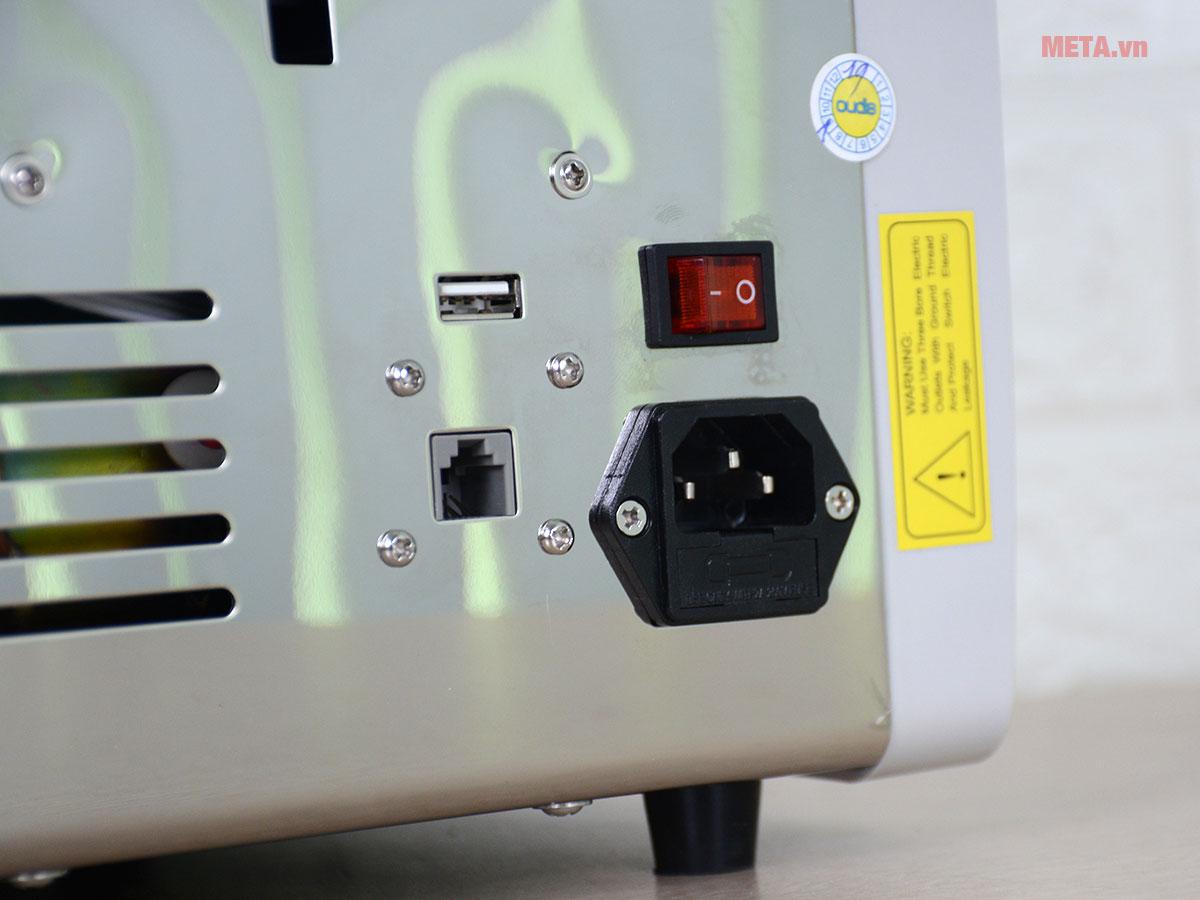 Máy đếm tiền OUDIS 9500A phù hợp với cơ quan, ngân hàng, doanh nghiệp