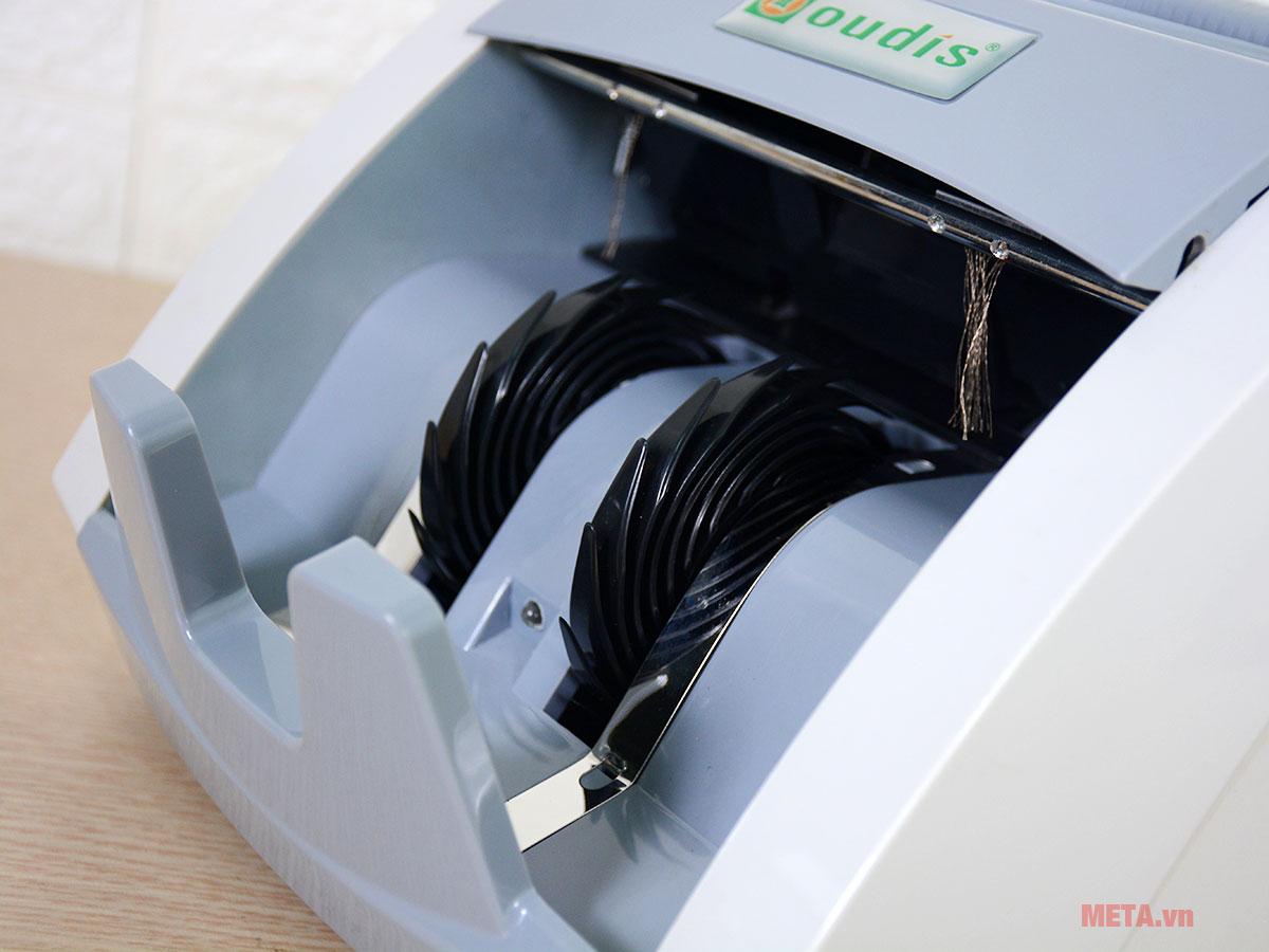 Máy đếm tiền OUDIS 9500A có chức năng phân tiền theo từng mệnh giá