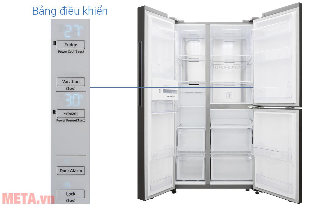 Tủ lạnh 3 cánh Samsung