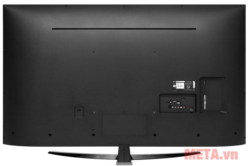 Hình ảnh phía sau tivi
