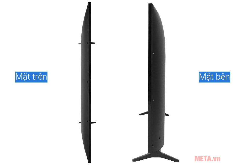 TV LG Smart 4K 55UM7290PTD thiết kế siêu mỏng, tiết kiệm không gian