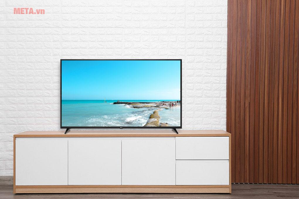 TV LG Smart 4K 55UM7290PTD đẳng cấp cho không gian sang trọng