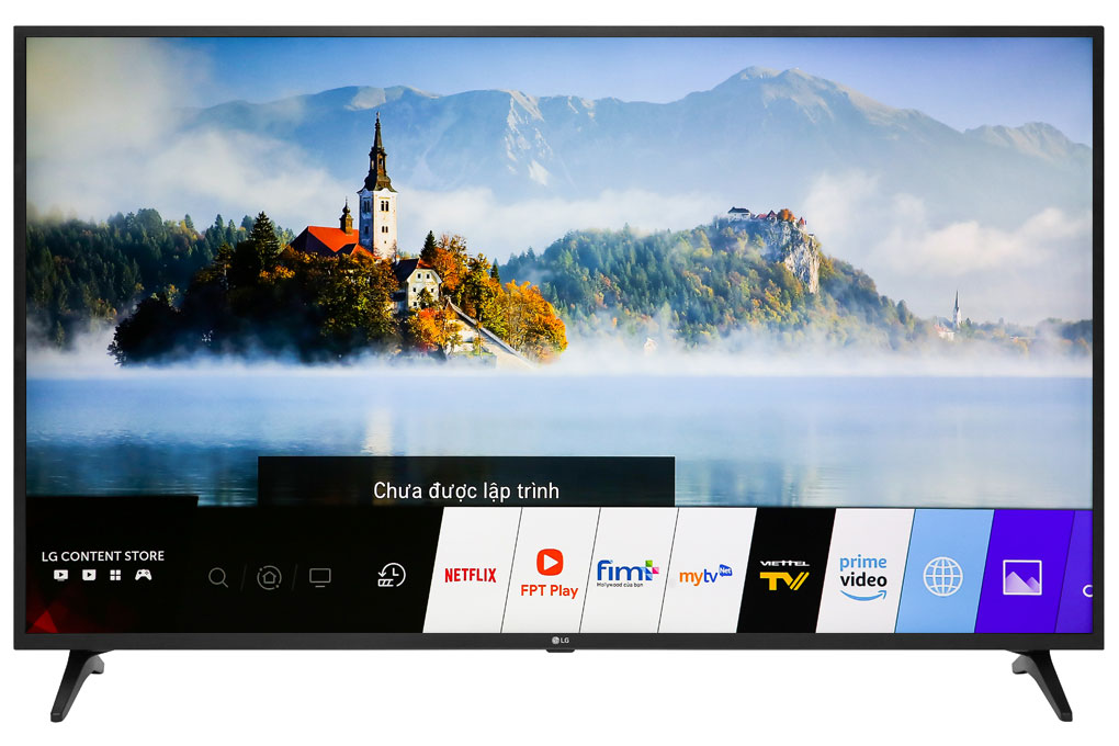 TV LG Smart 4K 55UM7290PTD