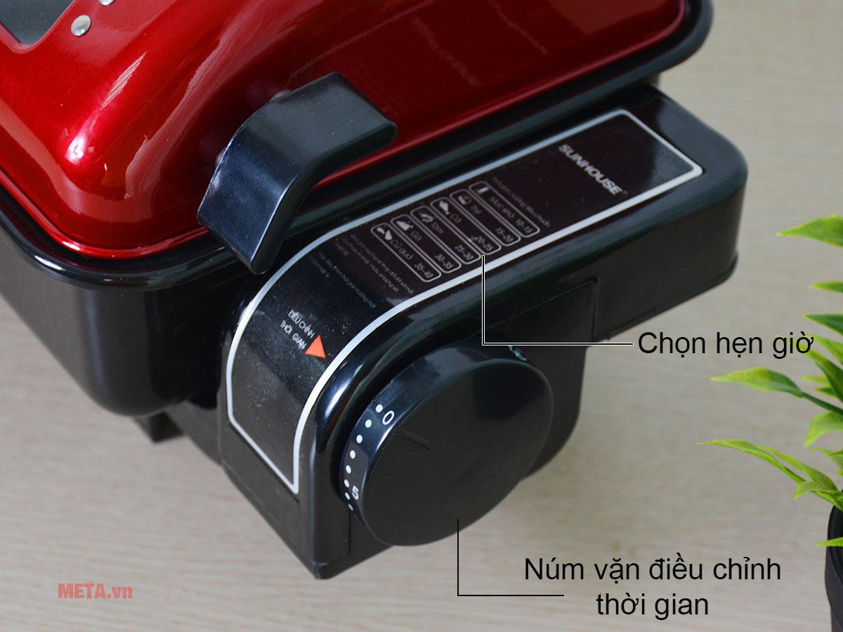 Lò nướng điện có chế độ hẹn giờ thông minh