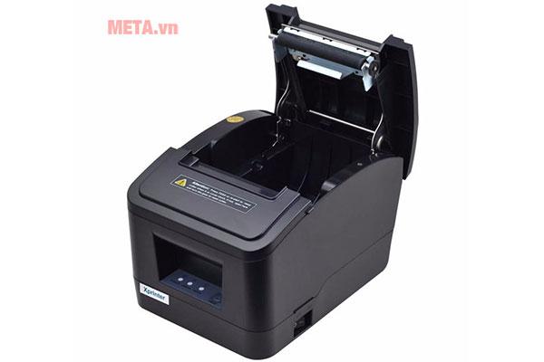 Máy in hóa đơn sử dụng phương pháp in nhiệt trực tiếp