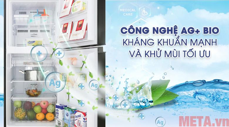 Tủ lạnh có khử mùi