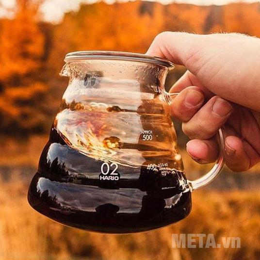 Bình đựng cà phê Hario