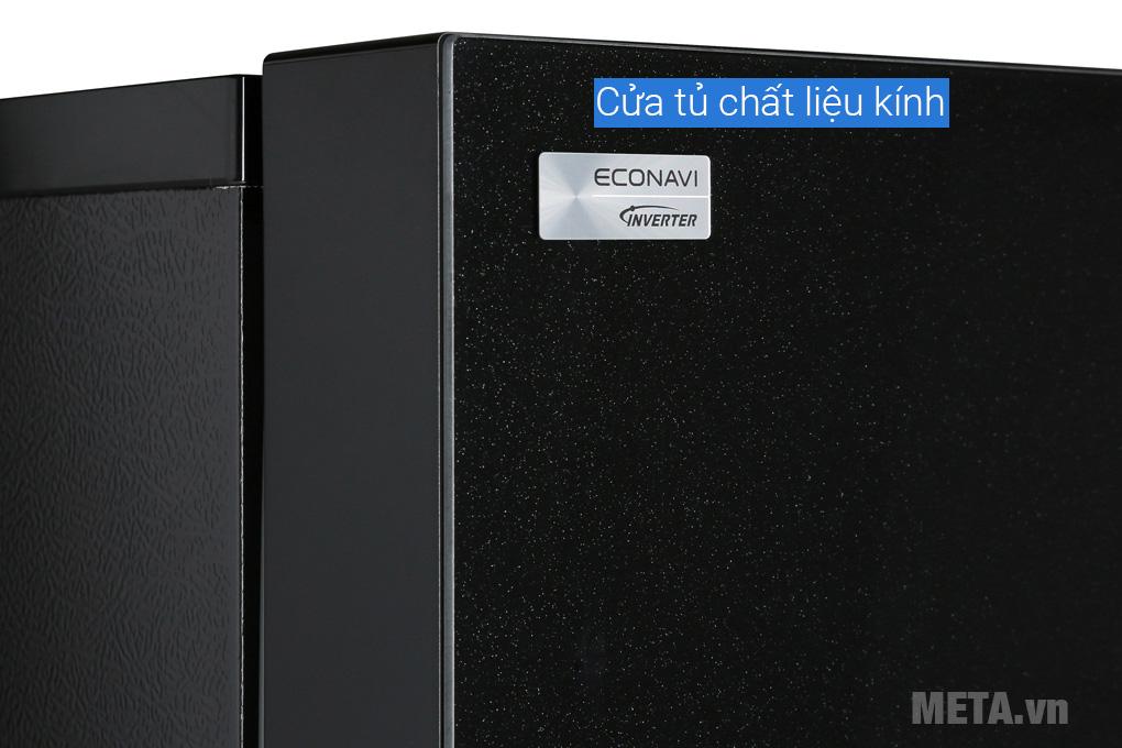 Tủ lạnh mặt kính