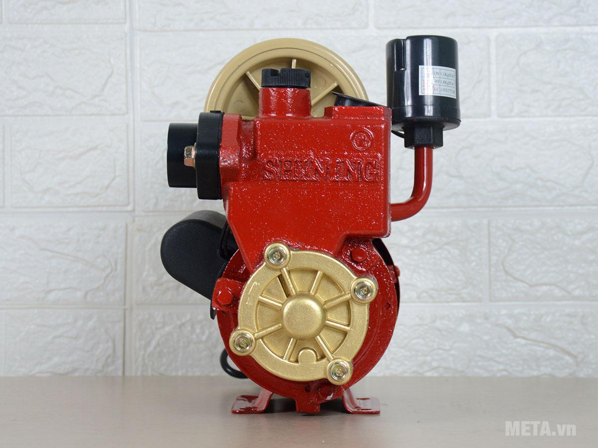 Hình ảnh máy bơm nước tự động tăng áp Shining SHP-128E
