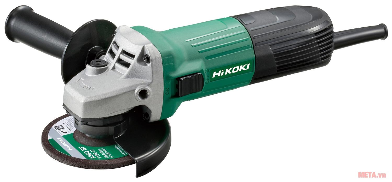 Máy mài góc 600W Hikoki G10SS2 hoạt động với công suất mạnh mẽ