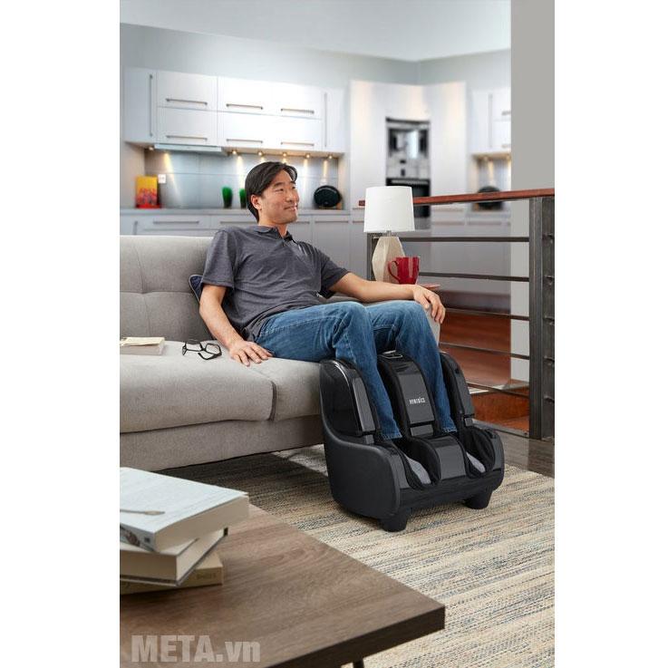 Máy massage chân HoMedics FMS-400HJ cho bạn thư giãn toàn diện