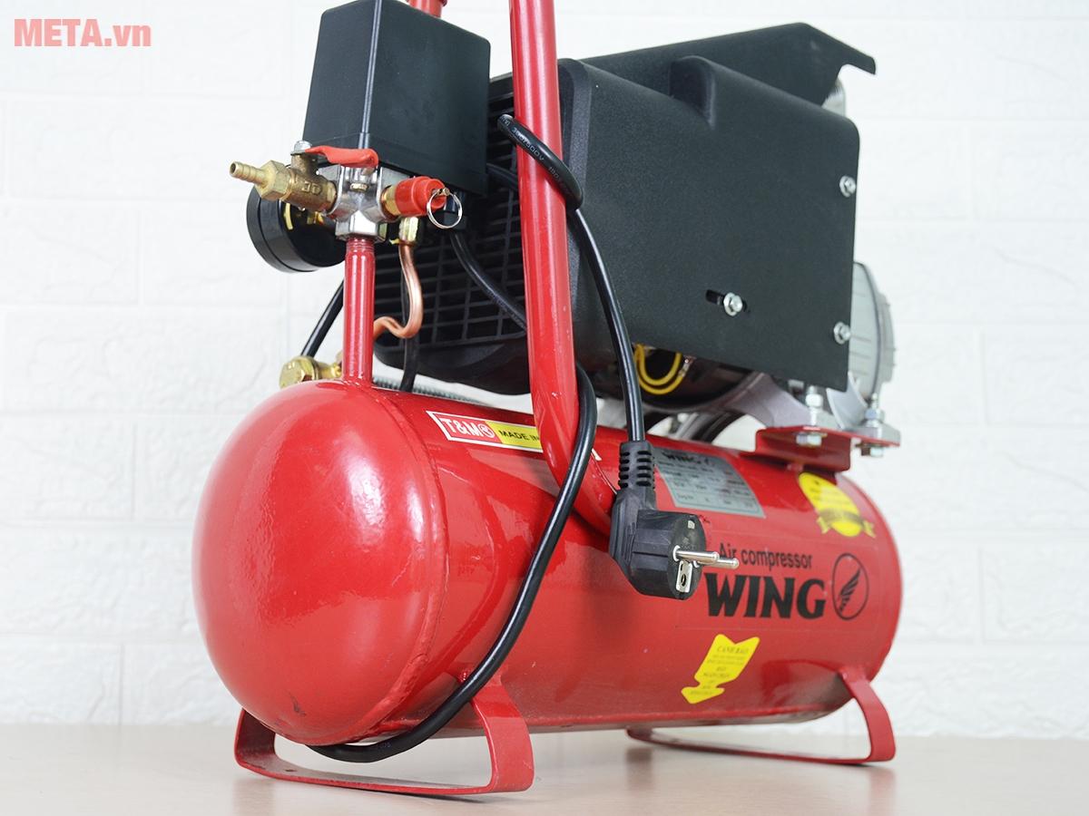 Bình của máy nén khí