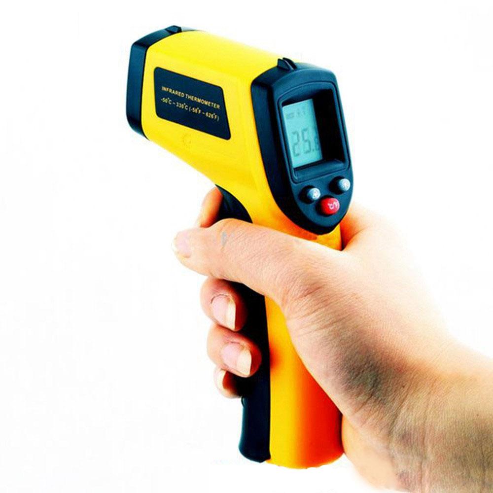 Hình ảnh súng đo nhiệt độ Zoyi GM320