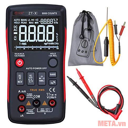 Đồng hồ vạn năng điện tử Zoyi ZT-X (True MRS)