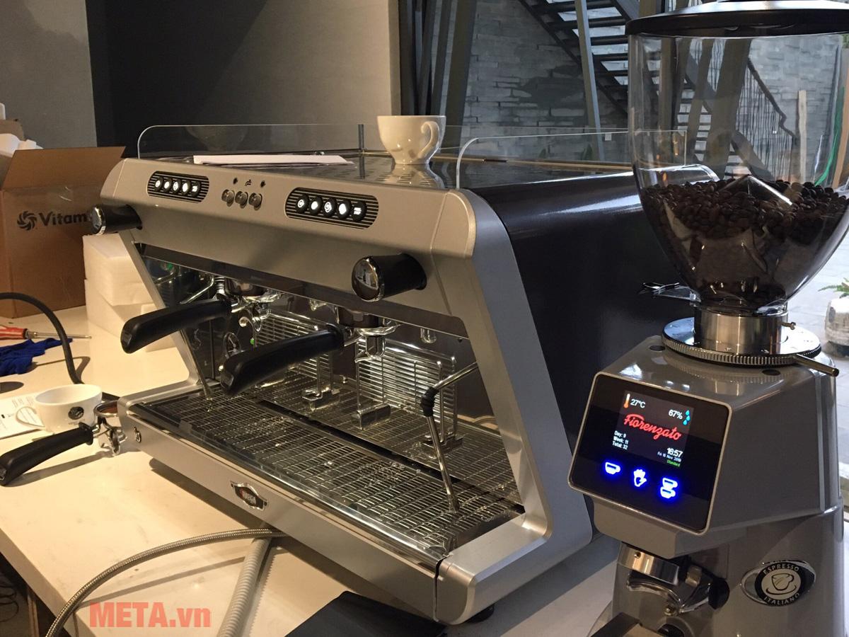 Máy pha cà phê chuyên nghiệp Wega