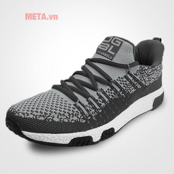 Hình ảnh giày chạy bộ ghi nhạt