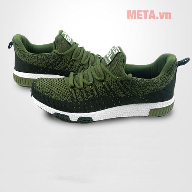 Giày có trọng lượng nhẹ không gây cảm giác khó chịu hay bí bách khi sử dụng trong thời gian dài