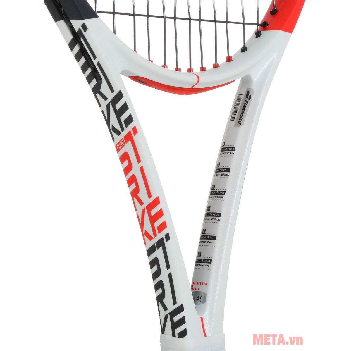 Vợt đánh tennis