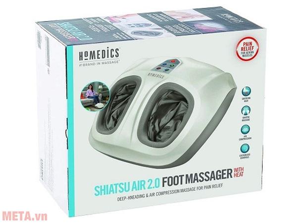 Máy massage chân nén khí HoMedics