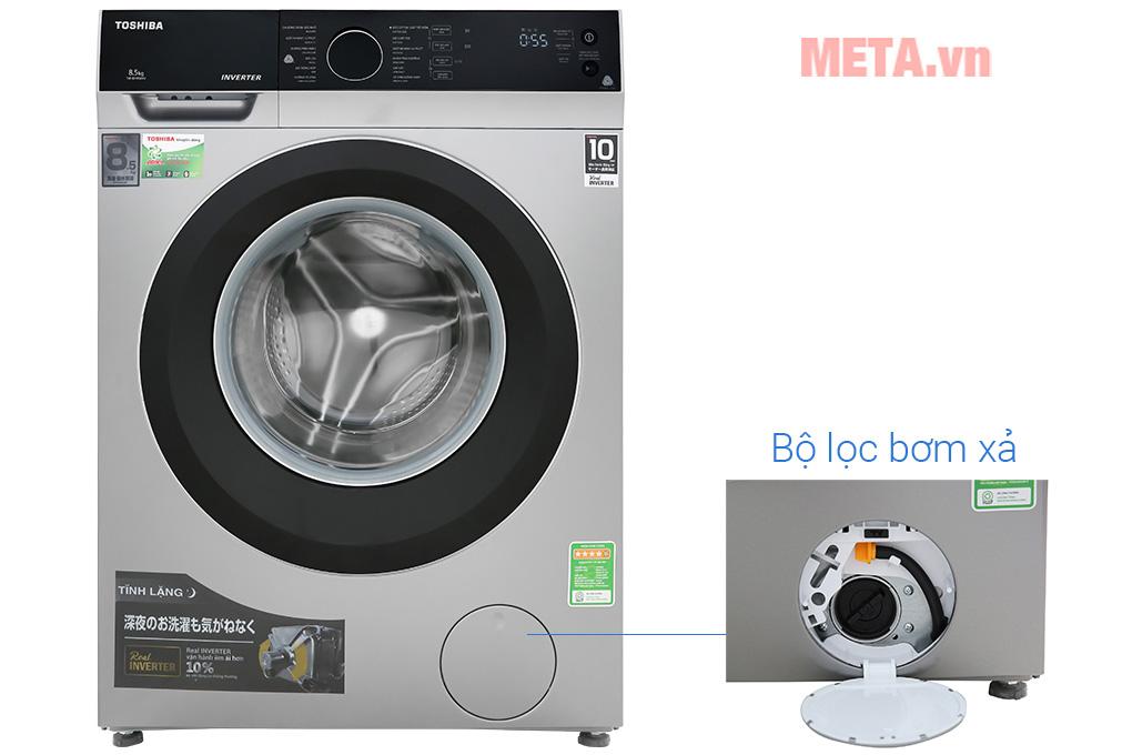 Máy giặt cửa trước Toshiba