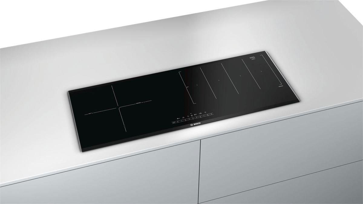 Bếp từ Bosch mang lại sự tiện nghi, sang trọng cho không gian