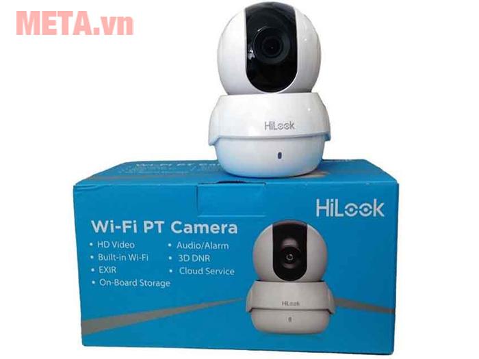 Camera Wifi HiLook IPC-P100-D/W có khả năng quan sát ban đêm