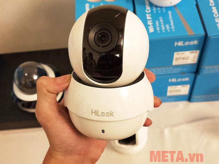 Hình ảnh camera HiLook IPC-P120-D/W thực tế