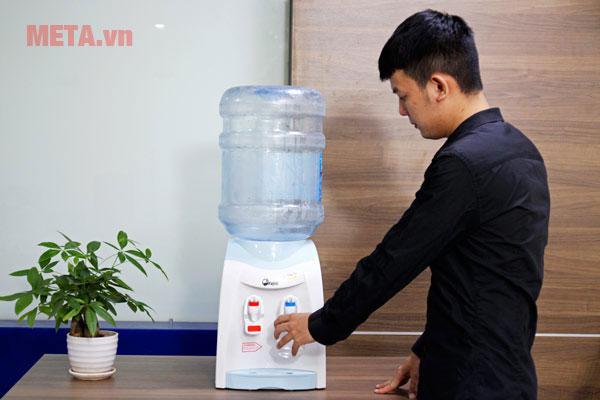 Cây nước nóng lạnh 2 vòi