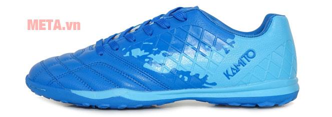 Giày đá bóng sân cỏ Kamito là sự kết hợp đặc biệt với Quang Hải
