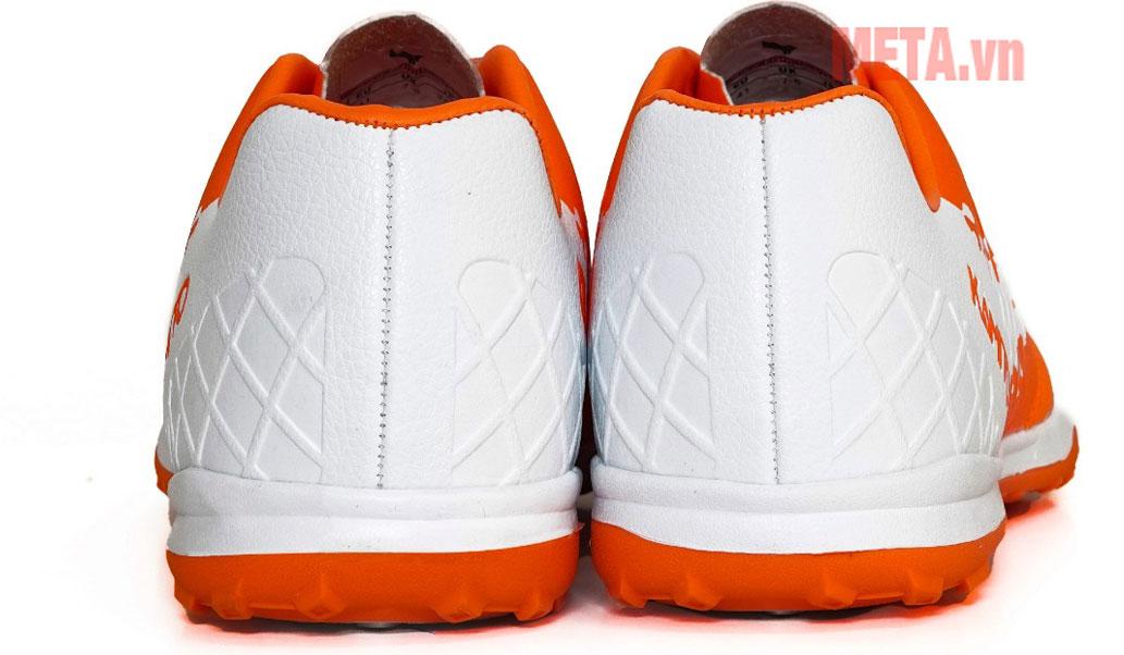 Hình ảnh phía sau của giày