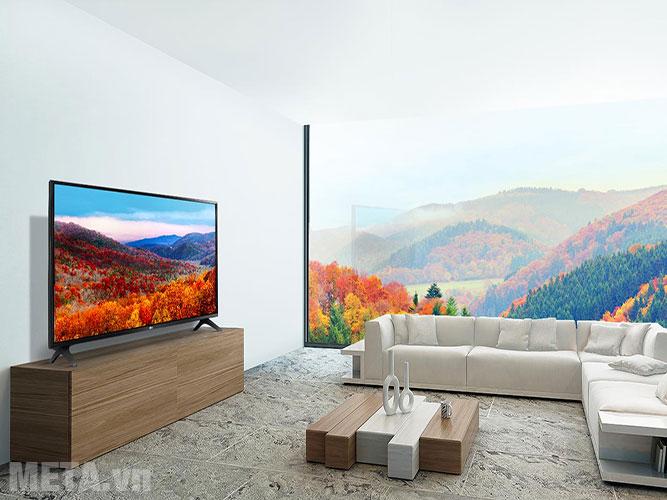 Tivi LG Full HD 43LK571C sang trọng, đẳng cấp