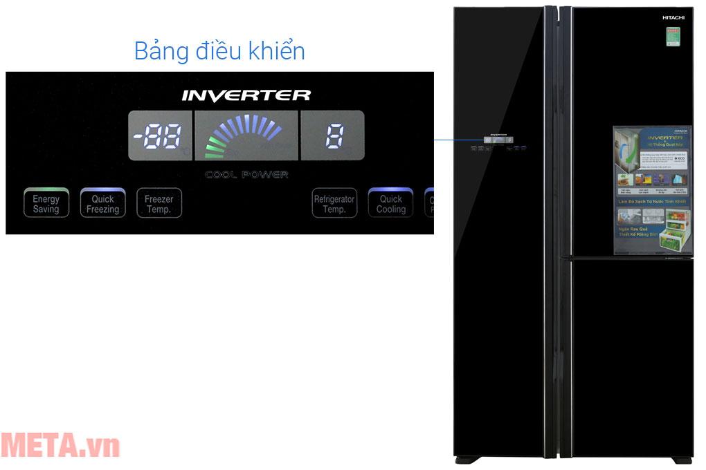 Tủ lạnh 600 lít