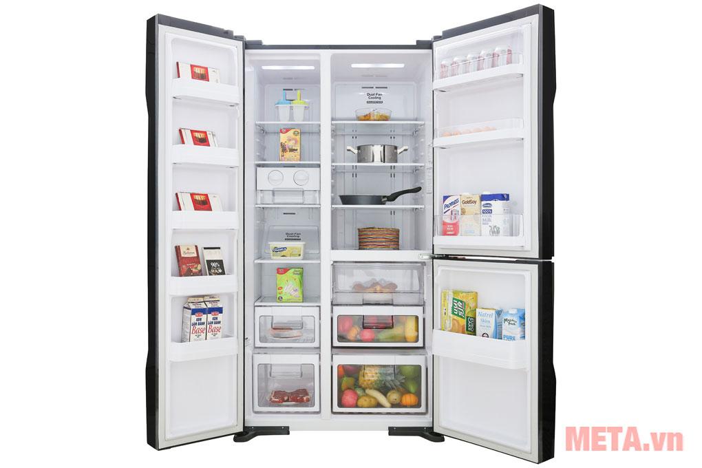 Tủ lạnh sử dụng tiết kiệm điện