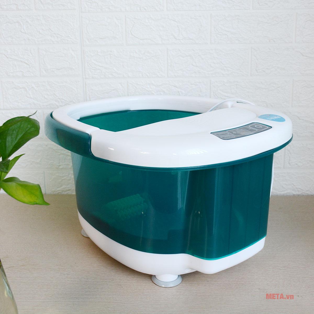 Bồn massage chân cao cấp HoMedics FB-650 thiết kế sang trọng